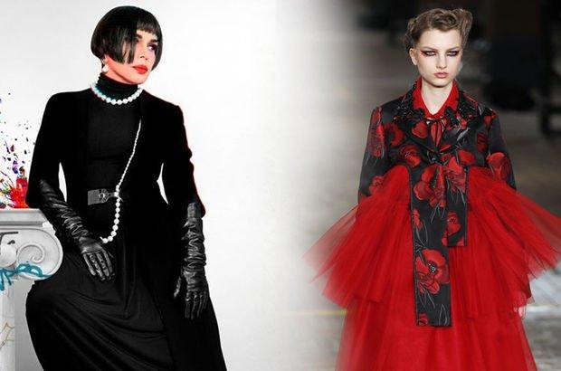 Milano Moda Haftası'nda podyumlar Sezen Aksu'yla renklendi
