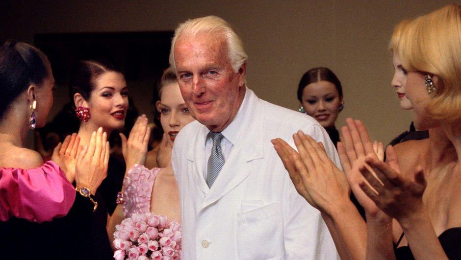 Ünlü modacı Hubert de Givenchy hayatını kaybetti