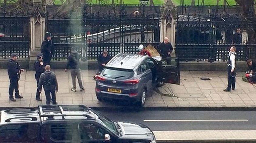 Londra'da Kırmızı Alarm Verildi