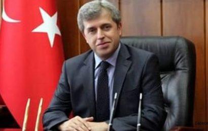 Zonguldak Valisi Karaelmas Gazeteciler Derneğine Gitti