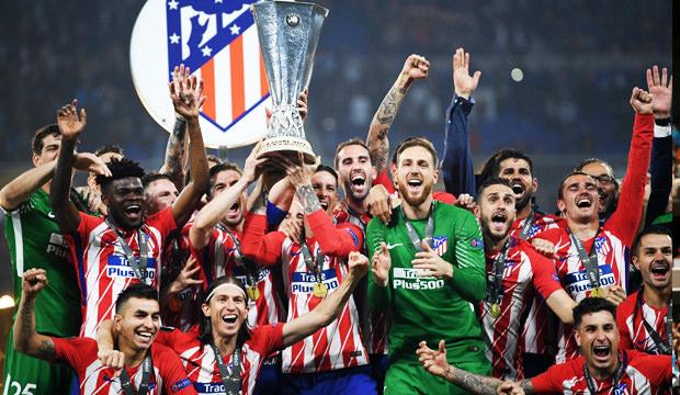 Şampiyon Belli Oldu. UEFA Avrupa Ligi Kupası O Takımda