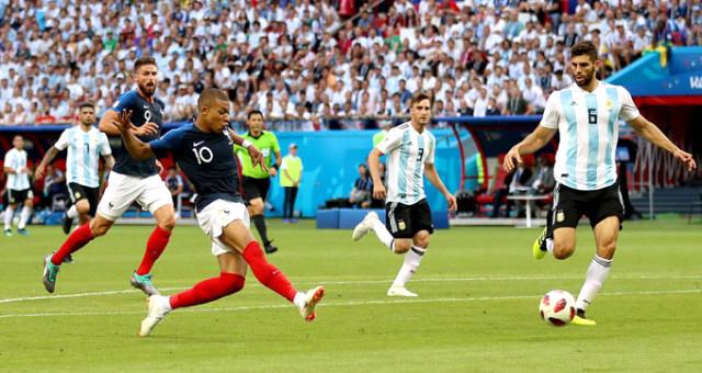 Çekişmeli Müsabaka Sonunda 2018 Dünya Kupası İlk Çeyrek Final Takımı O Takım Oldu