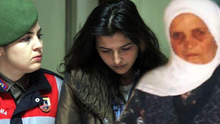 Babaannesini Dedikodu Yaptığı İçin Öldüren Genç Kız Hakim Karşısında