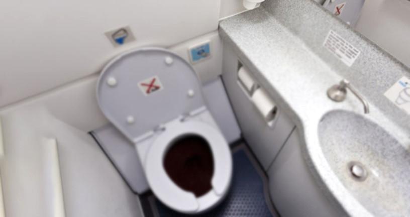 Uçak Tuvaletinde Ölü Bebek Bulundu