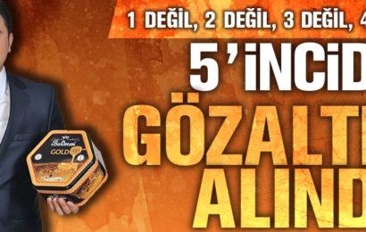 Balcı Ekrem İncel Kaçakçılık Operasyonunda Gözaltına Alındı!