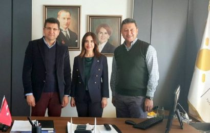 Çiğdem Özer İYİ Partiden İstifa Etti!