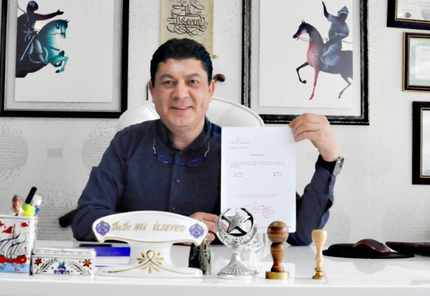 Prof Dr Ali İlseven, Mehmet Kadir Dövme ve Mustafa Dövme tarafından tehdit ve şantaj yoluyla tam 3 milyon dolar gasp edildi.